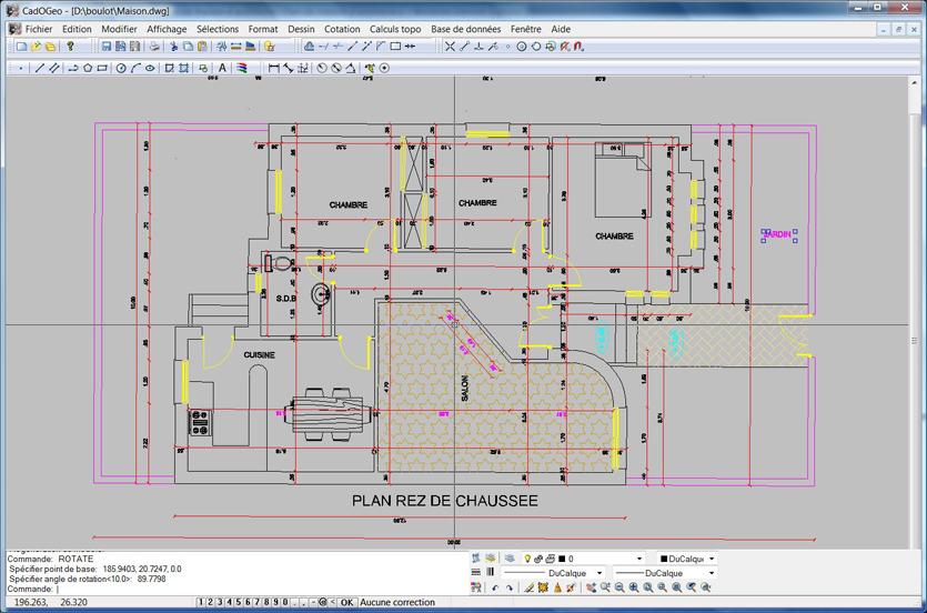 Logiciel D Architecture 2d Gratuit
